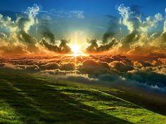 Help ik ben spiritueel. De verbinding tussen hemel en aarde.