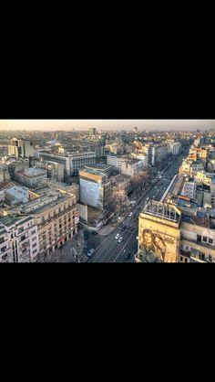 Bucharest Bucharest, Romania, Times Square, Louvre, Building, Travel, Viajes, Buildings, Destinations