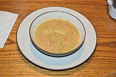 CSA Wednesdays: Potato, Carrot, and Parsnip Soup a perfect fall soup!  #fallsoup