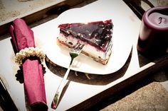 Blaubeer-Knusper-Torte