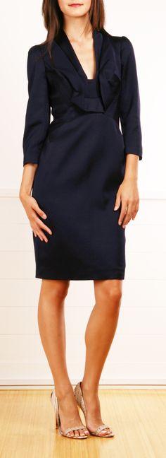 SALVATORE FERRAGAMO DRESS @Michelle Flynn Flynn Flynn Coleman-Hers