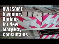 GETTING STARTED: Mary Kay Inventory Options Formando Lideres Mary Kay Inventario . . .