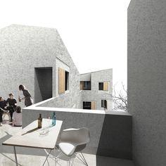 2008| 9 habitatges a Puigpunyent : TEd'A arquitectes