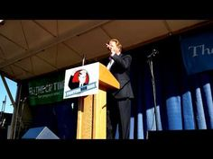 Ed Schultz Goes All in for Bernie Sanders at Bob Fest