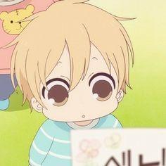 Mamizuka Takuma | Gakuen Babysitters Nichijou, Gakuen Babysitters, Matching Profile Pictures, S Icon, Anime Profile, Avatar Couple, Matching Icons, Little Boys, Art Reference