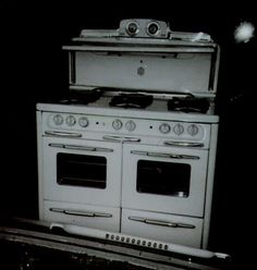 Old Wedgewood Stove D May Be An O The Kitchen Liance Repair Forum Do It Yourself Help