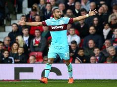 """West Ham United star Dimitri Payet describes his FA Cup goal against Manchester United as one of the most """"beautiful"""" that he has scored this season."""
