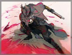 Tweet di ngr (@ngr24) | Twitter con contenuti Praise The Sun, Old Blood, Rogue Assassin, Bloodborne Art, Darkest Dungeon, Dark Souls Art, Soul Game, Plague Doctor, Demon Hunter