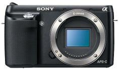 Amazon.com: Sony NEX-F3/B NEXF3 NEX-F3 16.1 MP Compact System Camera Body Only (Black) New in Open Box: Camera & Photo