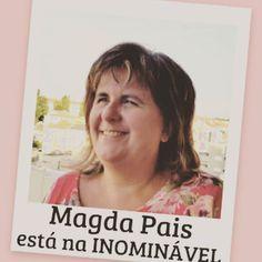 """A Magda é uma das """"mães"""" da #revistainominavel e a sua paixão pela leitura está bem visível nos textos que escreve para a rubrica Anexo.  http://revistainominavel.blogs.sapo.pt/magda-l-pais-2360  #revistaonline #revista #revistaportuguesa #portuguesemagazine #portugal #bookstagram #instadaily  [link in bio]"""