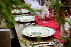 spode+christmss+table+settings | Spode Christmas table setting | Christmas
