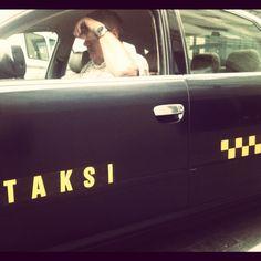 Taksiii!!!!