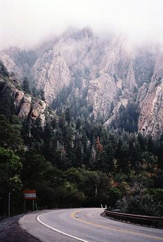 #wanderlust #road #mountains