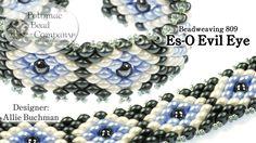 Es-O Bead Evil Eye Bracelet