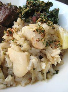 Jag (Jagacida, Cape Verdean Beans and Rice)