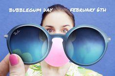 Bubblegum Day // Feb