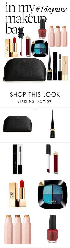 """In my make-up bag