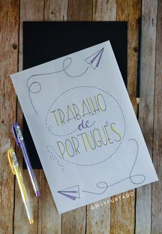 Ways to Use Your Bullet Journal for Best Results – Bullet Journal 101 School Hacks, School Projects, Cool Doodles, School Notebooks, Types Of Lettering, Lettering Tutorial, School Notes, Calligraphy Letters, Study Notes