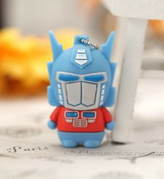 Wholesale! real Cartoon Transformers 4gb/8gb/16gb/32gb usb 2.0 memory pen disk thumb/drive/gift free shipping $6.99 - 25.99