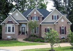 Michelle - Home Plans and House Plans by Frank Betz Associates