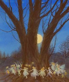 Moonlight faeries.