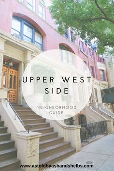 Upper West Side Neighborhood Guide New York City New York City Vacation, New York City Travel, Upper West Side, East Side, Guide New York, Manhattan, Nyc Bucket List, Nyc Life, City Life
