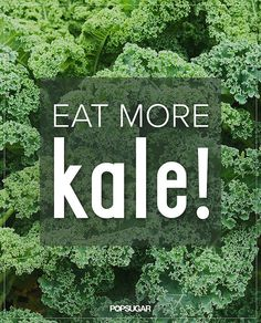 Seriously...everything you need to know about cooking with kale and recipes too.