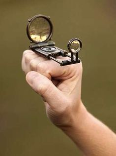 The Capt. Jules' Extraordinary Telescope Ring Will Inspire Adventure #steampunk #victorian trendhunter.com