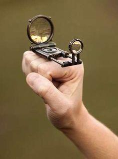 The Capt. Jules' Extraordinary Telescope Ring Will Inspire Adventure #steampunk #victorian trendhunter.com