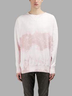FAITH CONNEXION Spray Raglan Sweater. #faithconnexion #cloth #sweaters