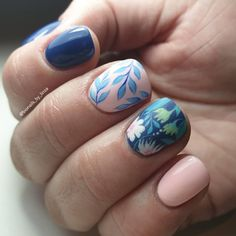 Bio Sculpture Nails, Sculptured Nails, Beauty, Beauty Illustration