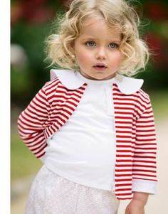 Love this cute little girl...