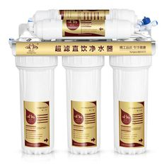 140.00$  Watch now - http://alivod.worldwells.pw/go.php?t=32678757894 - Free shipping Household water purifier kitchen straight drink machine tap filter ultrafiltration purification stainless st