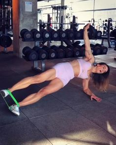 Basic workout for beginners for abs. Using resistance bands. Exercise at home and gym for women. Abs burn at home and gym. Core burn at home and gym. Workouts for beginners Core workout for all Basic Workout, Gym Workout Videos, Fitness Workout For Women, Ab Workout At Home, Body Fitness, Gym Workouts, 45 Minute Workout, At Home Workouts For Women, Band Workouts