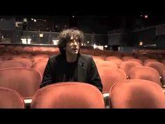 Creative Writing Lessons: Bestselling, award winning author Neil Gaiman ...