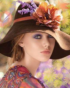 Aprendendo a usar chapéu | Passaporte do Luxo
