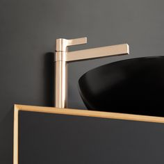 Martini Ritz Extended Basin Mixer in Brushed Rose Gold. Black Sapphire, Basin Mixer, Martini, Rose Gold, House, Home Decor, Decoration Home, Home, Room Decor