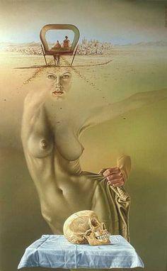 Il mondo di Mary Antony: Roland Heyder - Surrealismo