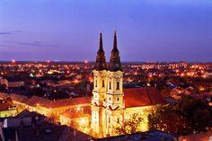 Pančevo - Serbia ( my Hometown <3 )