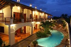 Hotel Xalteva, Granada,  Nicaragua