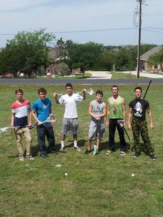 Rat Pack, lacrosse style