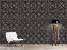 Design #Tapete Strich Gewebe