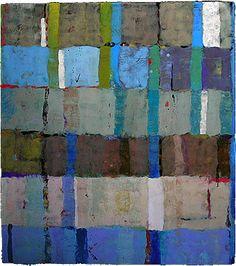 "Artist: Kathleen Waterloo Title: Sai Kung 40"" x 36"""