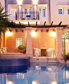 Rimondi Boutique Hotels in Rethymno, Rethymno, Crete. Two complexes with modern amenities and swimming pools in the heart of the medieval Old Town of Rethymno.