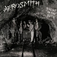 Aerosmith A Night In The Ruts - compact disc
