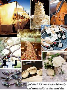 Twilight Inspired wedding