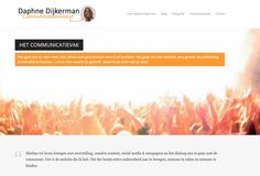 Ontwerp & beheer eigen website