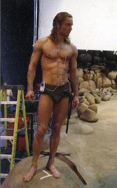 Michael Fassbender Body