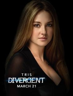 ~Divergent~ ~Insurgent~ ~Allegiant~ TRIS IS SUPPOSE TO BE PALE, BLONDE, AND FLAT CHESTED shailene is none of these things!!
