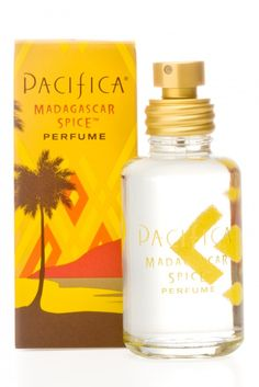 Madagascar Spice Spray Perfume | Pacifica Perfume , yes please i'd like some vegan friendly, organic perfume that will make me smell like a clean hippie sex kitten